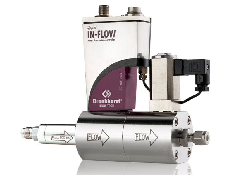 IN-Flow-MFC mit Filter